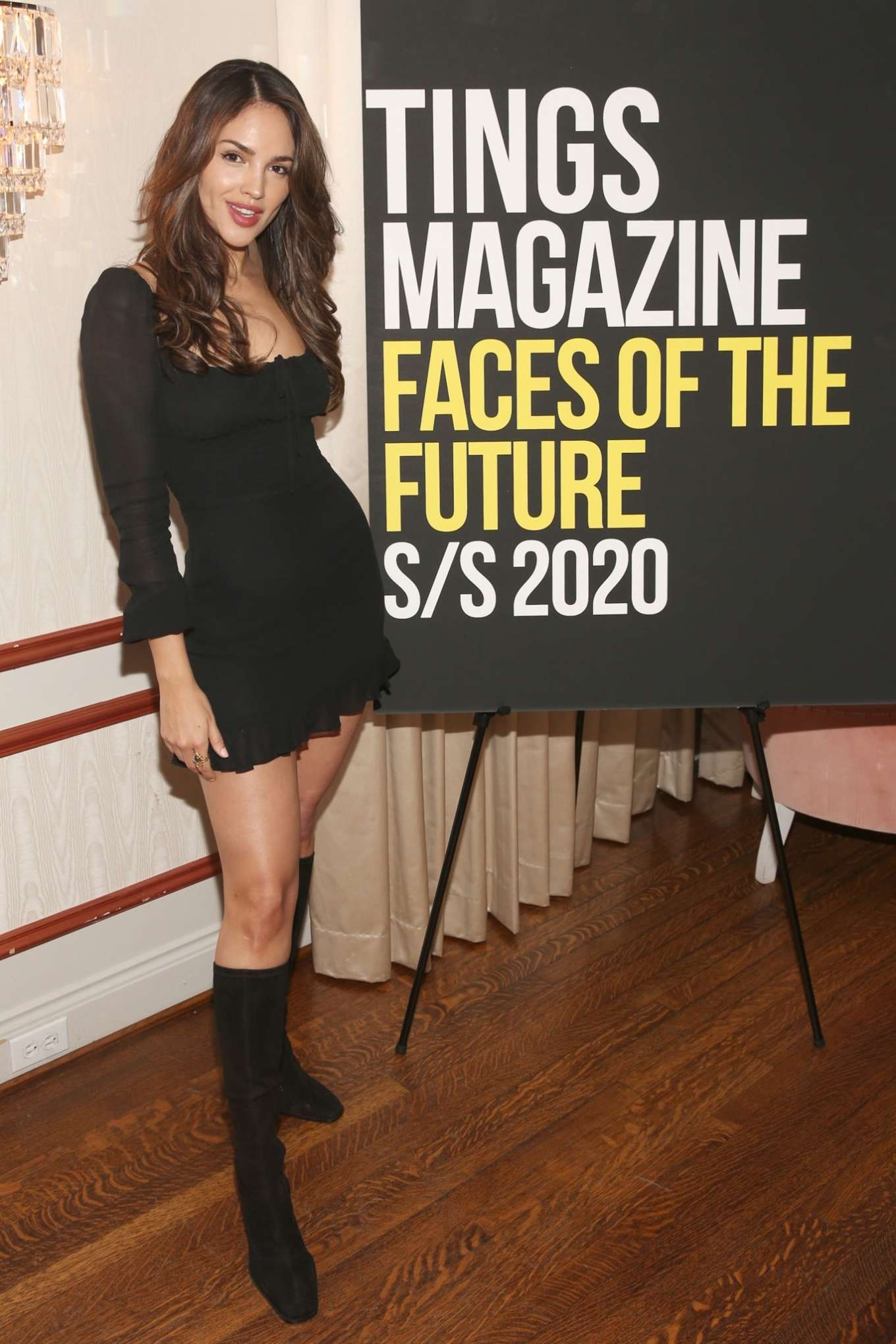Eiza Gonzalez - Tings Magazine's private dinner in Los Angeles