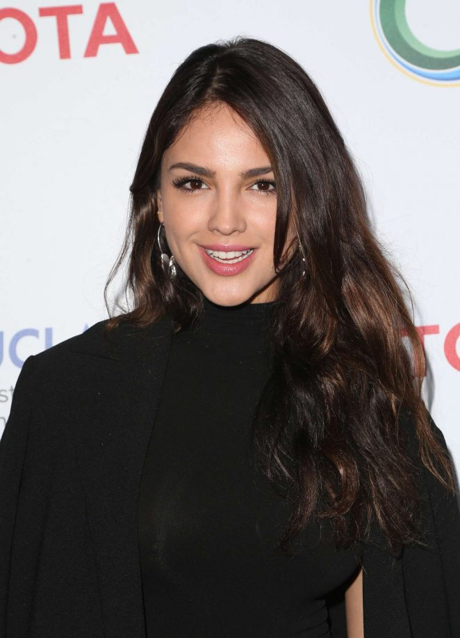 Eiza Gonzalez: UCLA Institute of the Environment and Sustainability Innovators -08