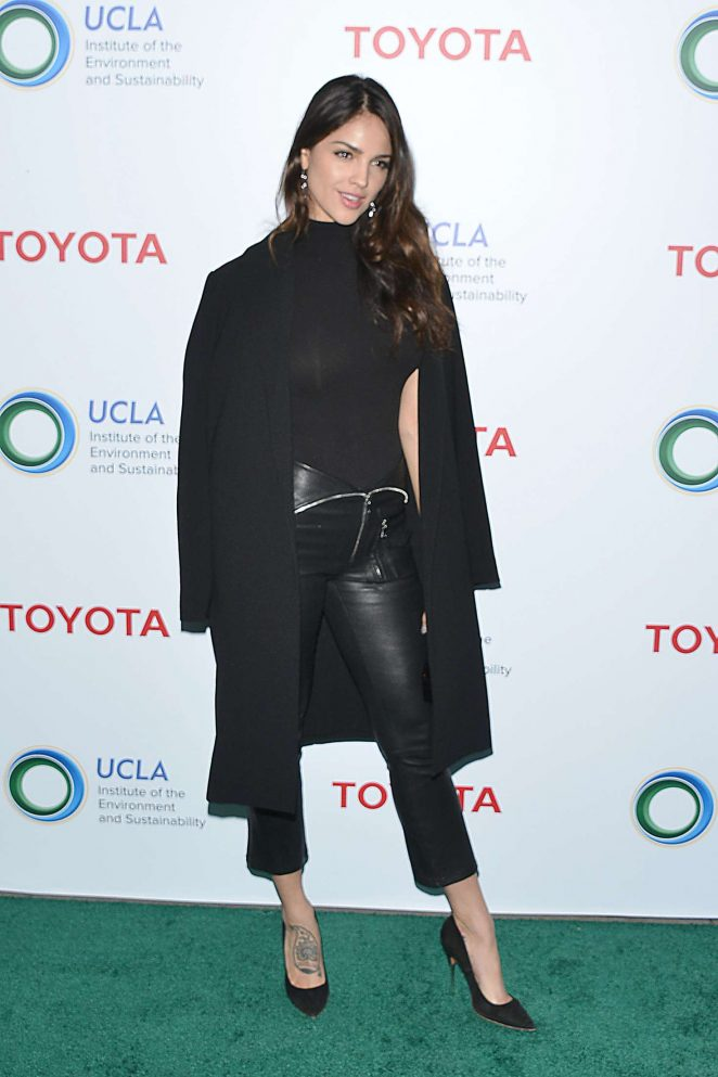 Eiza Gonzalez: UCLA Institute of the Environment and Sustainability Innovators -10
