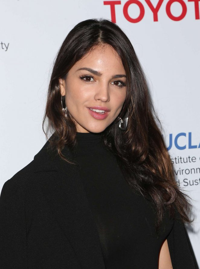 Eiza Gonzalez: UCLA Institute of the Environment and Sustainability Innovators -17