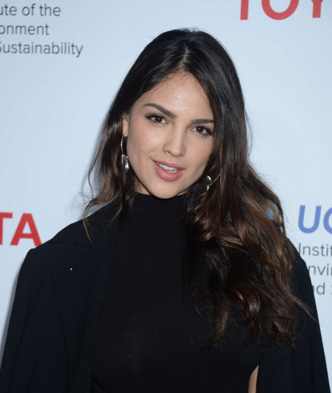 Eiza Gonzalez: UCLA Institute of the Environment and Sustainability Innovators -18