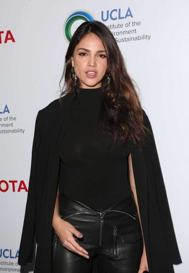 Eiza Gonzalez: UCLA Institute of the Environment and Sustainability Innovators -19