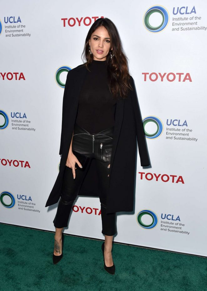 Eiza Gonzalez: UCLA Institute of the Environment and Sustainability Innovators -21
