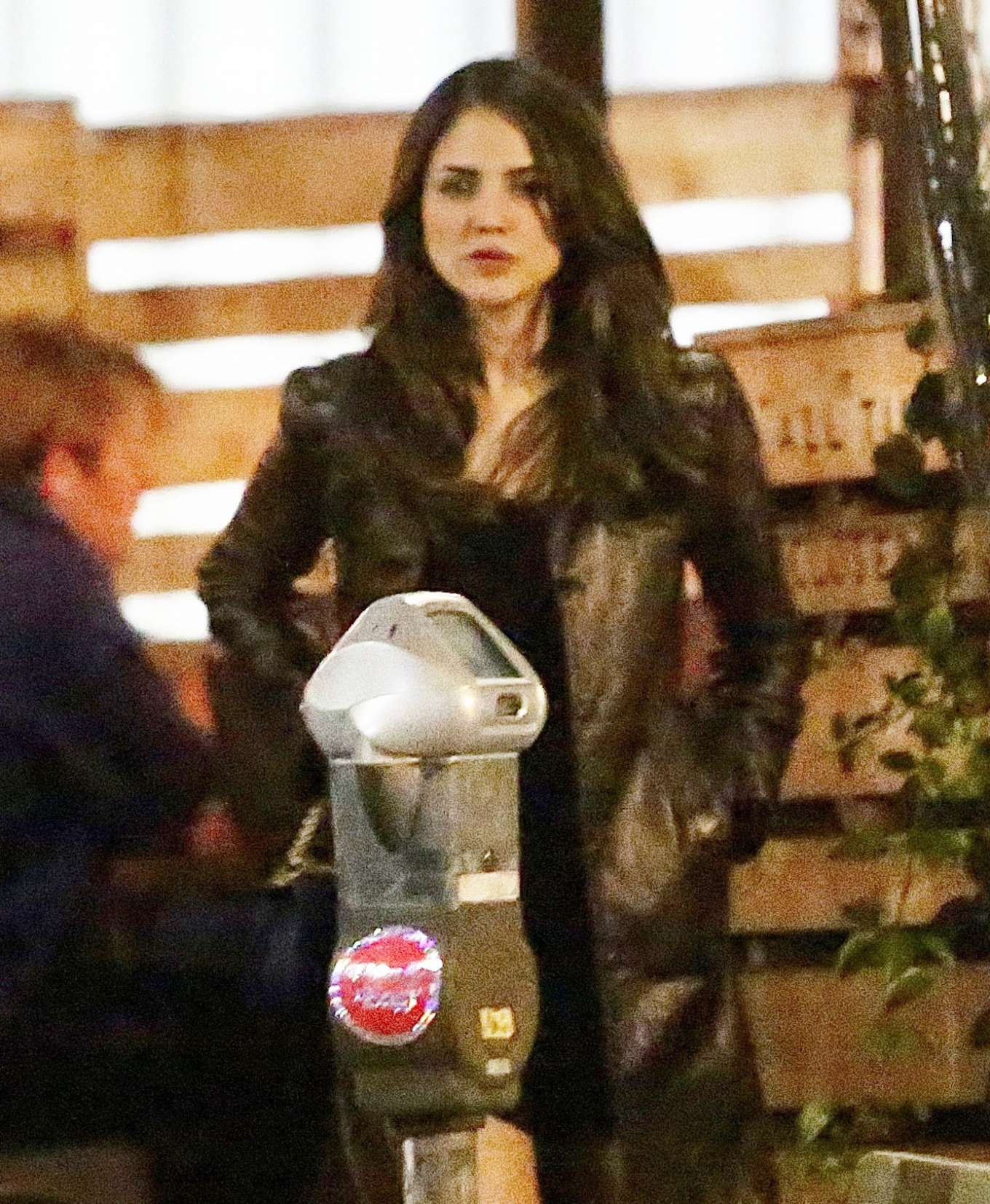 Eiza Gonzalez Valentines Day Dinner Date With Nfl Star Julian Edelman In Hollywood 04 Gotceleb