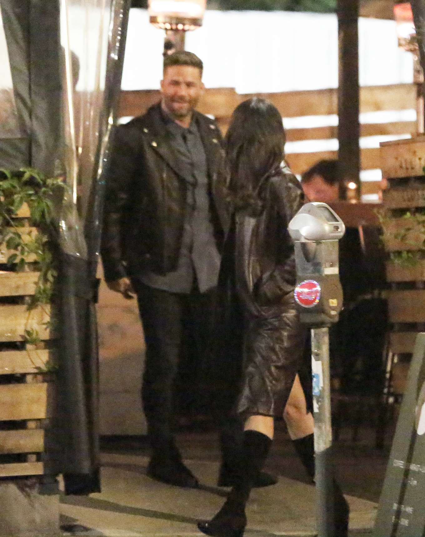 Eiza Gonzalez Valentines Day Dinner Date With Nfl Star Julian Edelman In Hollywood 07 Gotceleb
