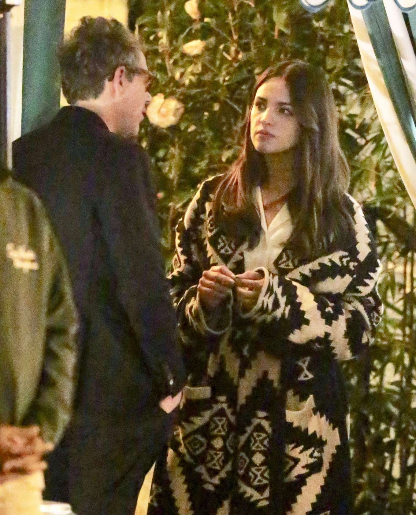 Eiza Gonzalez Valentines Day Dinner Date With Nfl Star Julian Edelman In Hollywood 08 Gotceleb