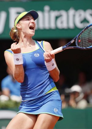 Ekaterina Makarova - 2017 French Open Tennis Tournament in Paris