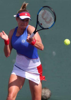 Ekaterina Makarova - 2018 Miami Open in Key Biscayne