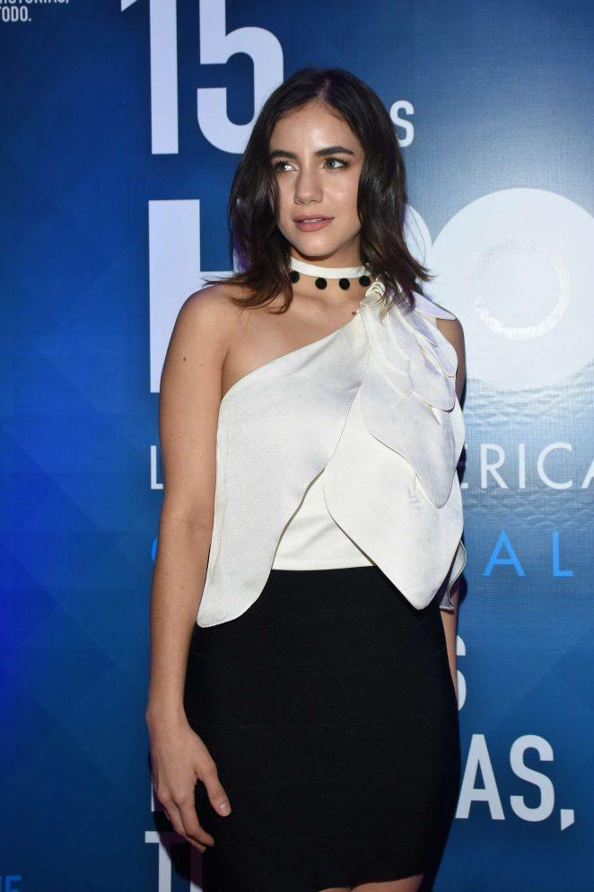 Ela Velden - 15th HBO Latin America in Mexico City
