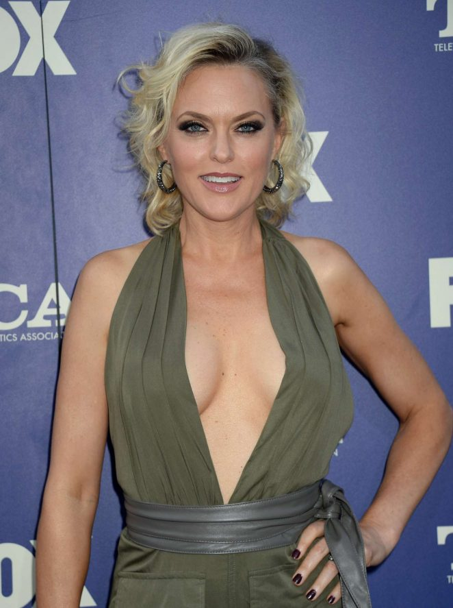 Elaine Hendrix - FOX 2016 Summer TCA All-Star Party in West Hollywood
