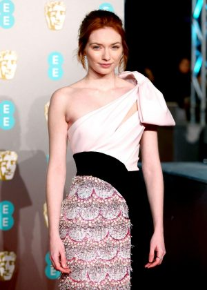 Eleanor Tomlinson - 2019 British Academy Film Awards in London