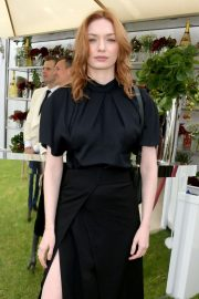 Eleanor Tomlinson - 2019 Cartier Queen's Cup Polo Final in Windsor