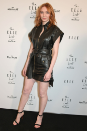 Eleanor Tomlinson - 2019 ELLE List in association with MAGNUM ice cream in London