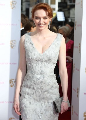 Eleanor Tomlinson - BAFTA Awards 2015 in London