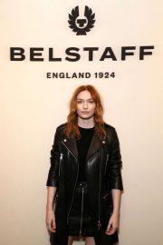 Eleanor Tomlinson - Belstaff Flagship Opening in London