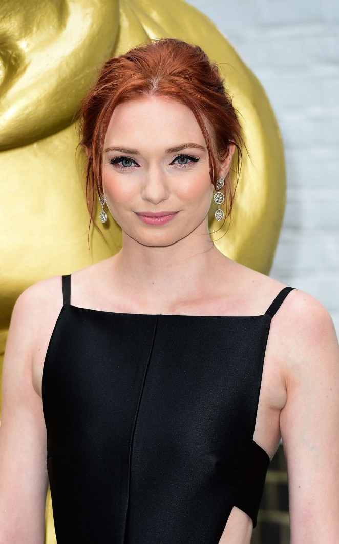 Eleanor Tomlinson - British Academy Television Craft Awards 2016 in London