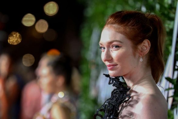 Eleanor Tomlinson 2019 : Eleanor Tomlinson – Fashion Awards 2019 in London-04