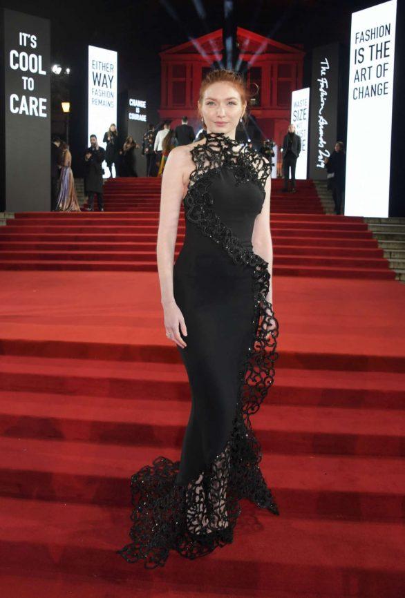 Eleanor Tomlinson 2019 : Eleanor Tomlinson – Fashion Awards 2019 in London-14