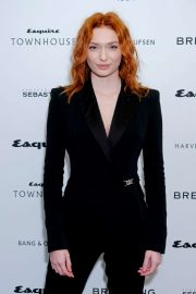 Eleanor Tomlinson - Esquire Townhouse launch in London