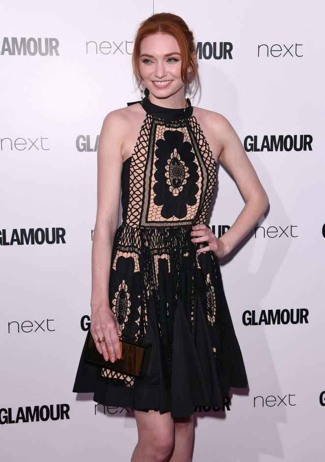 Eleanor Tomlinson - Glamour Women of the Year Awards 2016 in London