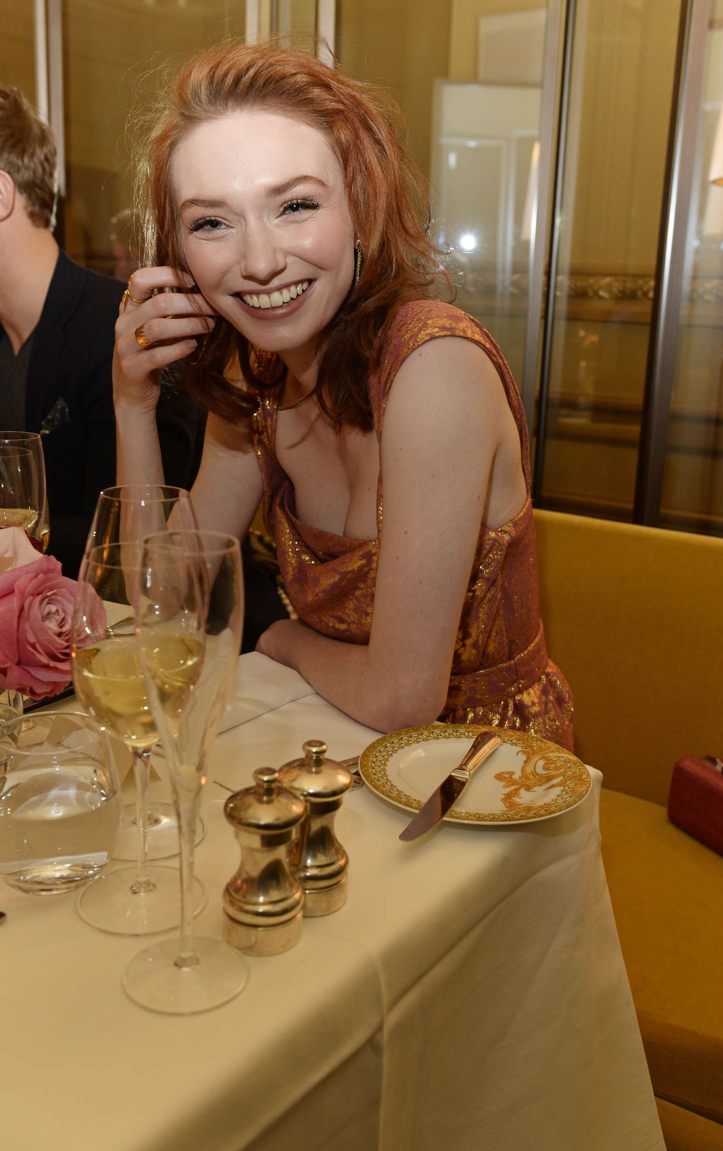 eleanor tomlinson tattoo