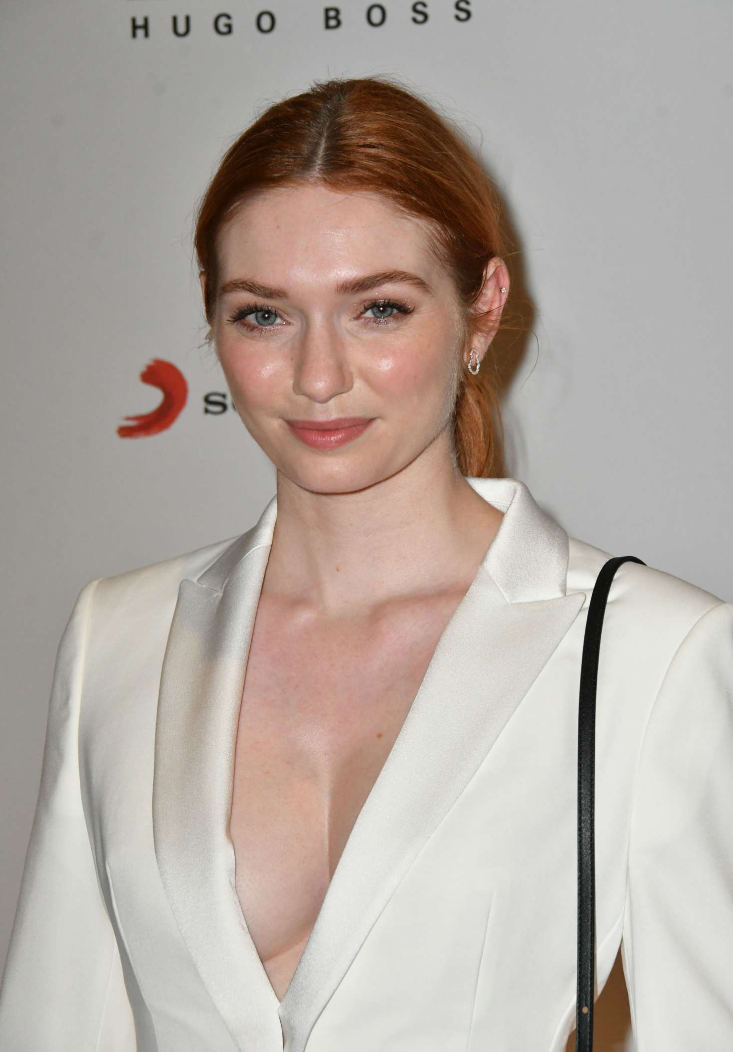 Eleanor Tomlinson - 'Michael Jackson: On The Wall' Exhibition Private View in London