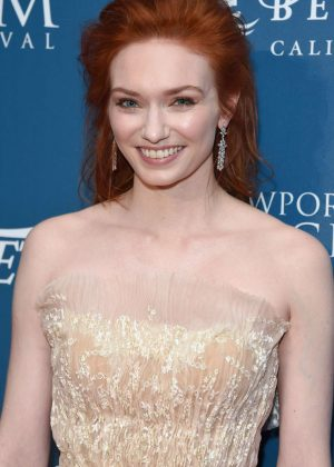 Eleanor Tomlinson - Newport Beach Annual UK Honours Event in London