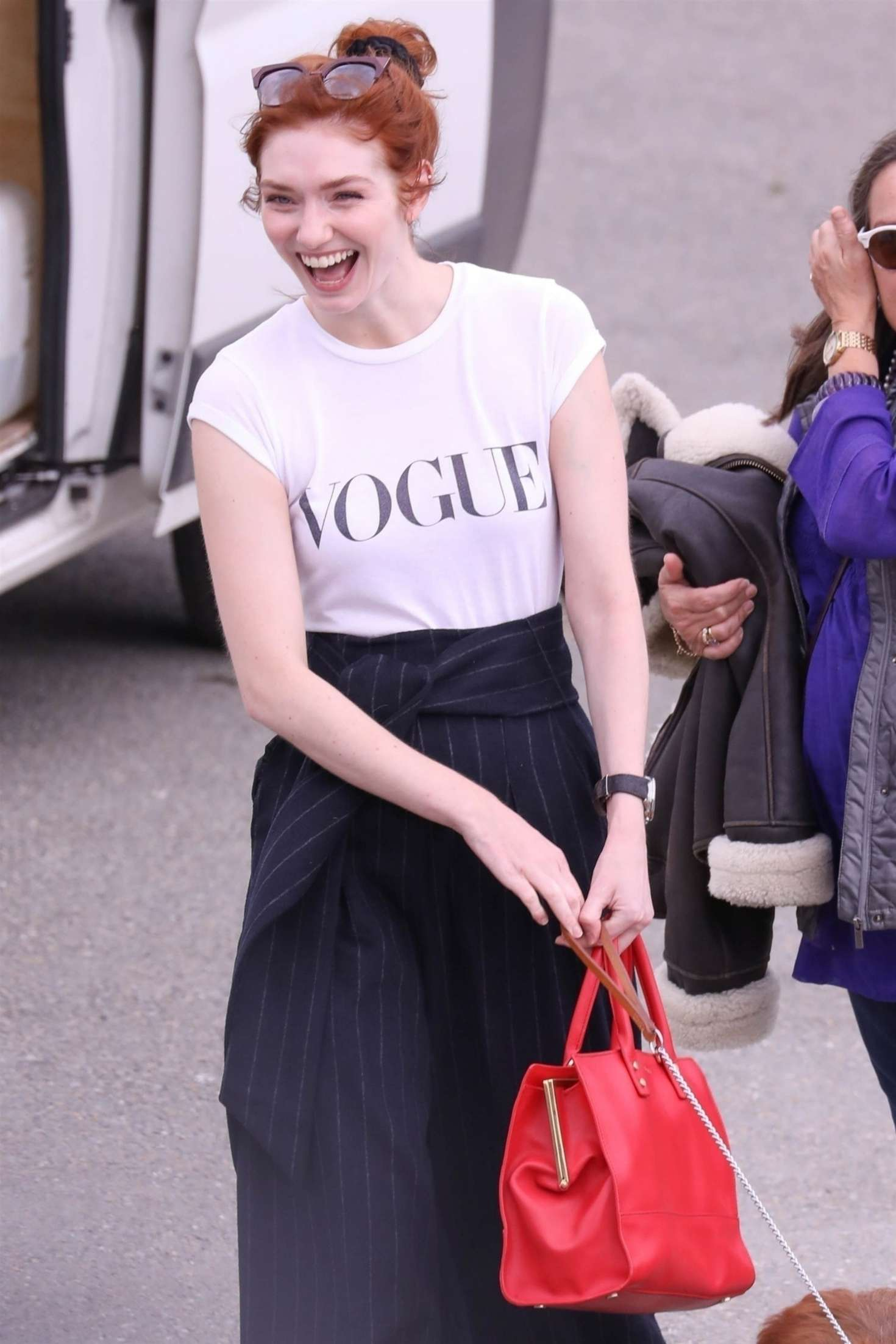 Eleanor Tomlinson - Out in Charlestown