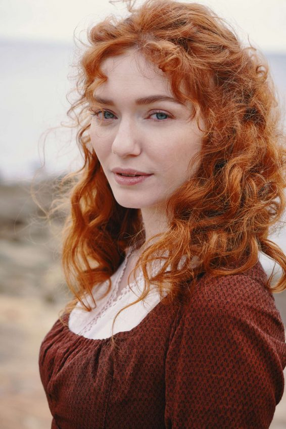 Eleanor Tomlinson - Poldark Season 5 Promoshoot 2019