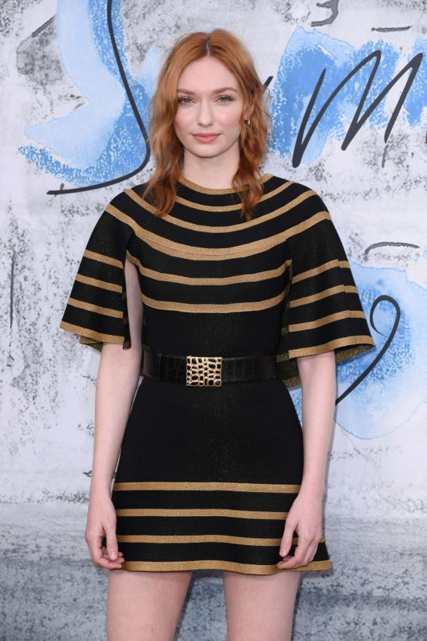 Eleanor Tomlinson - Serpentine Gallery Summer Party 2019 in London