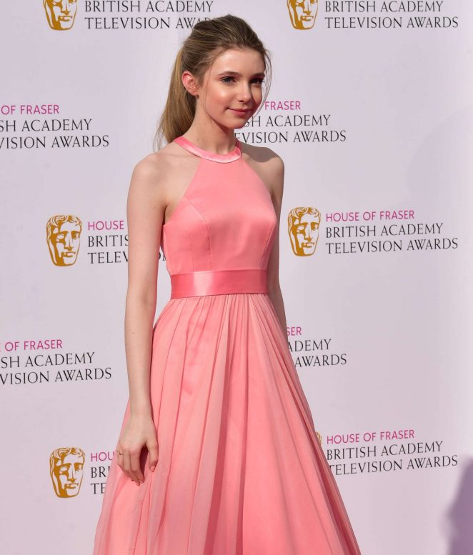 Eleanor Worthington Cox - BAFTA TV Awards 2016 in London