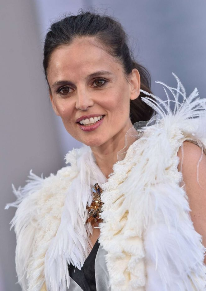 Elena Anaya: Wonder Woman Premiere in Madrid -02