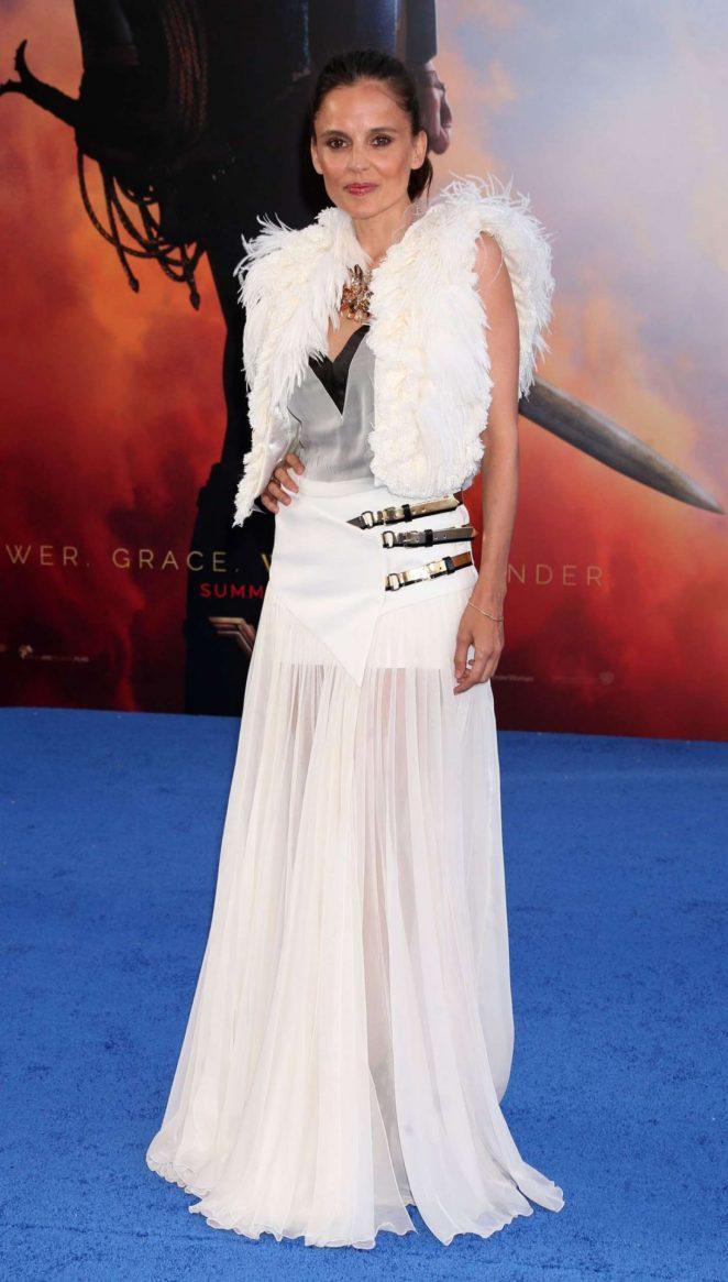 Elena Anaya: Wonder Woman Premiere in Madrid -05