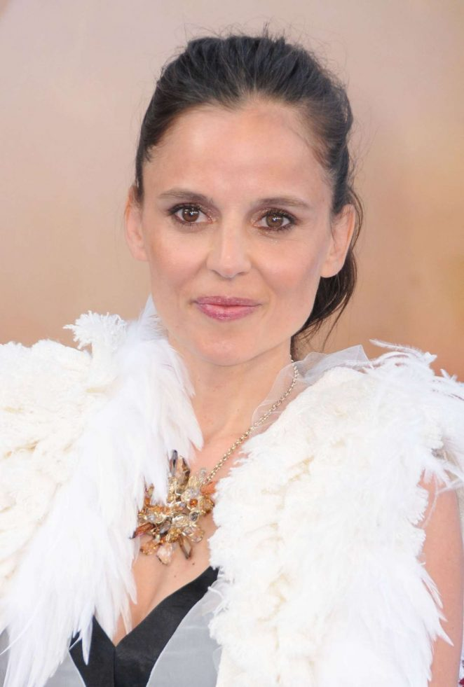 Elena Anaya: Wonder Woman Premiere in Madrid -07