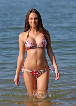 Elena Clarke in Bikini -04