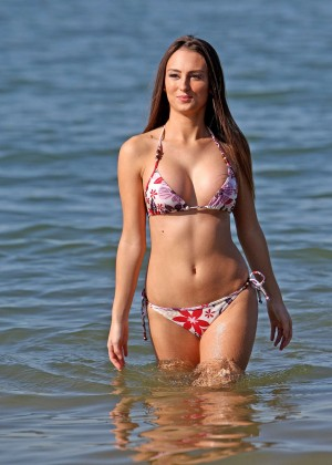 Elena Clarke in Bikini -08