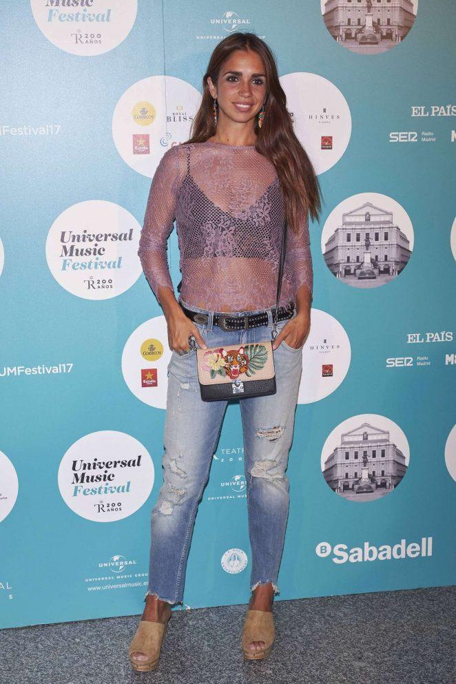 Elena Furiase - Universal Music Festival 2017 in Madrid