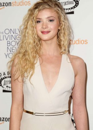 Elena Kampouris - 'The Only Boy Living in New York' Premiere in NY