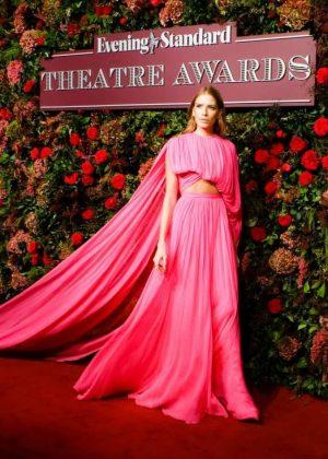 Elena Perminova - 2018 Evening Standard Theatre Awards in London