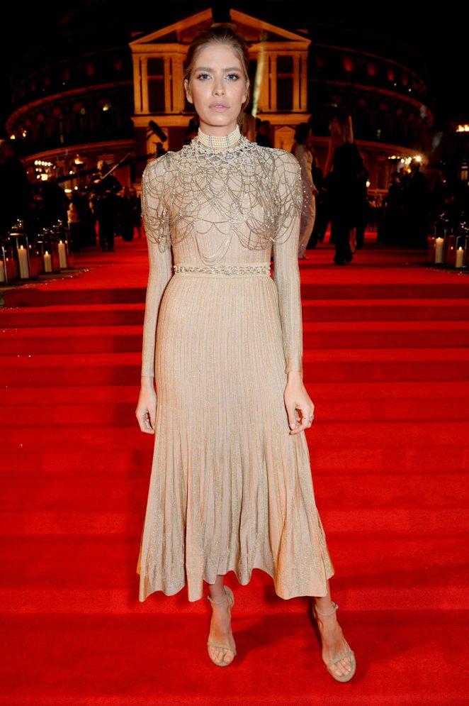 Elena Perminova - The Fashion Awards 2016 in London