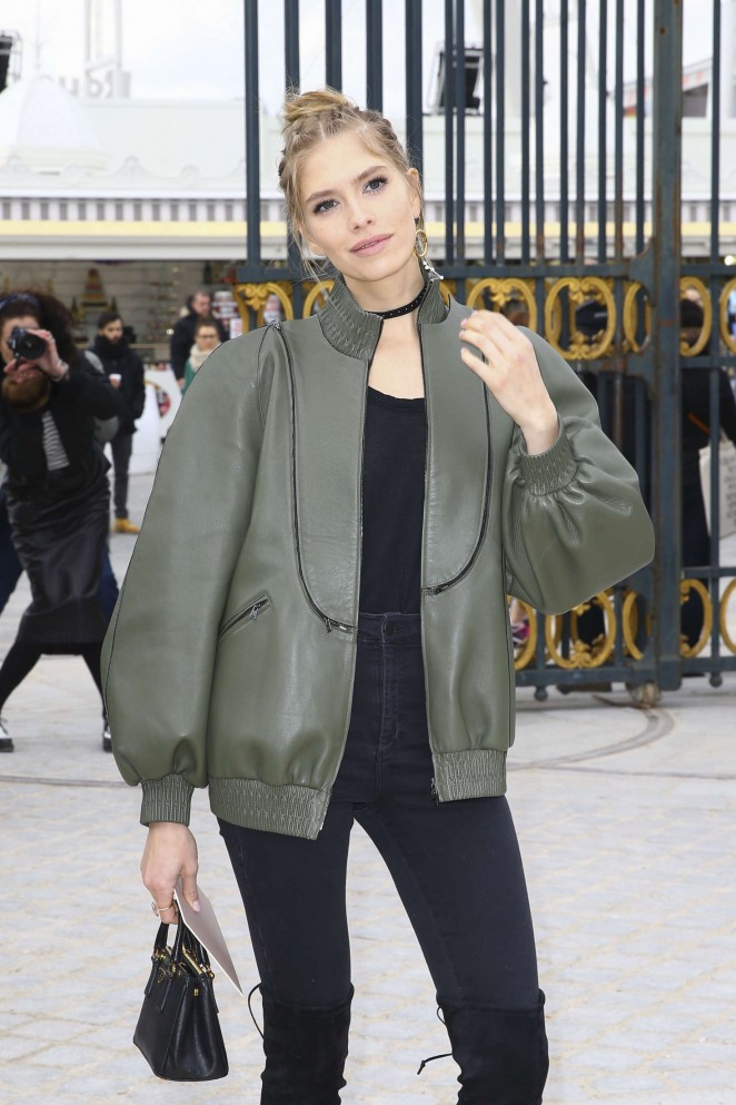 Elena Perminova - Valentino Fashion Show 2016 in Paris