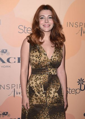 Elena Satine - Inspiration Awards 2017 in Los Angeles