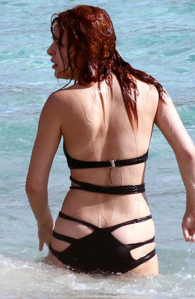 In Elena Miamiadds28Gotceleb Elena SatineWearing In SatineWearing Bikini Bikini rxdBoCe