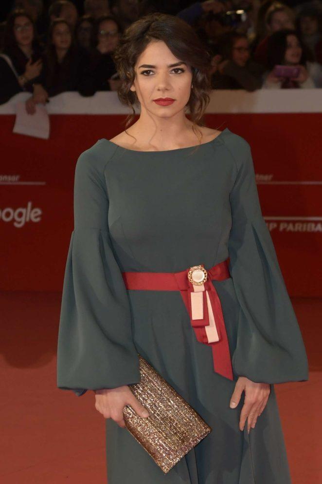 Eleonora Belcamino - 'Prendre le large' Premiere at 2017 Rome Film Festival in Rome
