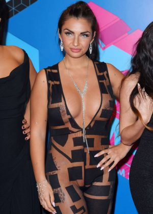 Elettra Lamborghini - 2016 MTV Europe Music Awards in Rotterdam