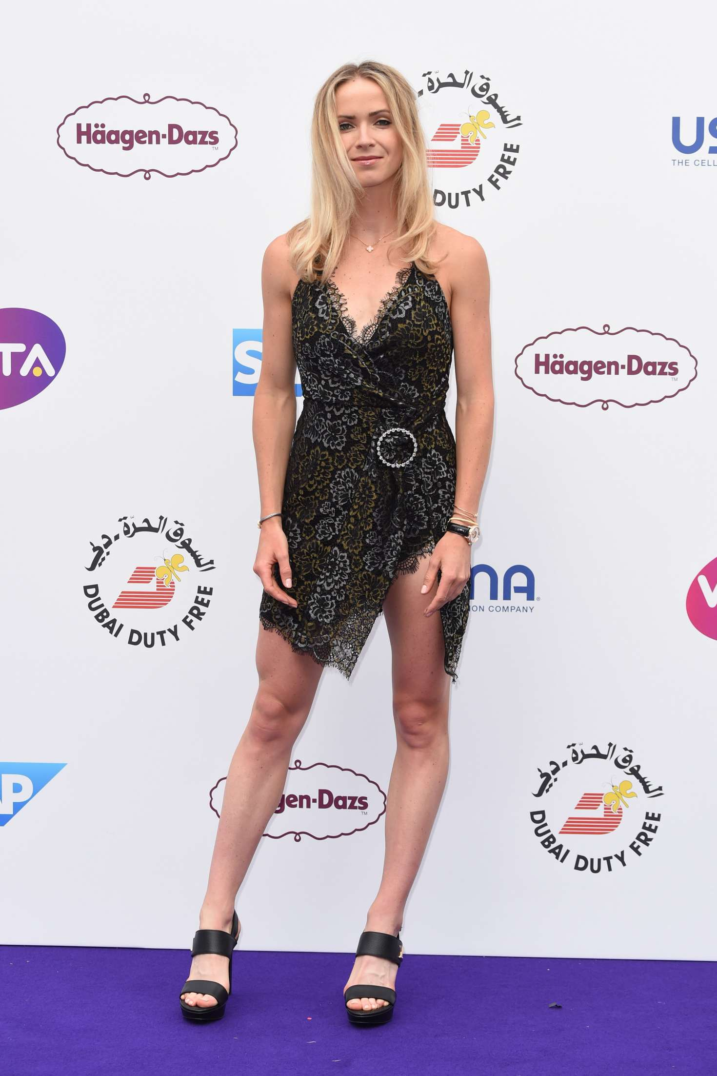 Elina Svitolina: WTA Tennis On The Thames Evening ...