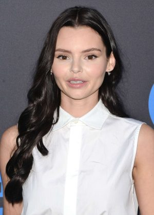 Eline Powell - Freeform Summit 2018 in Los Angeles