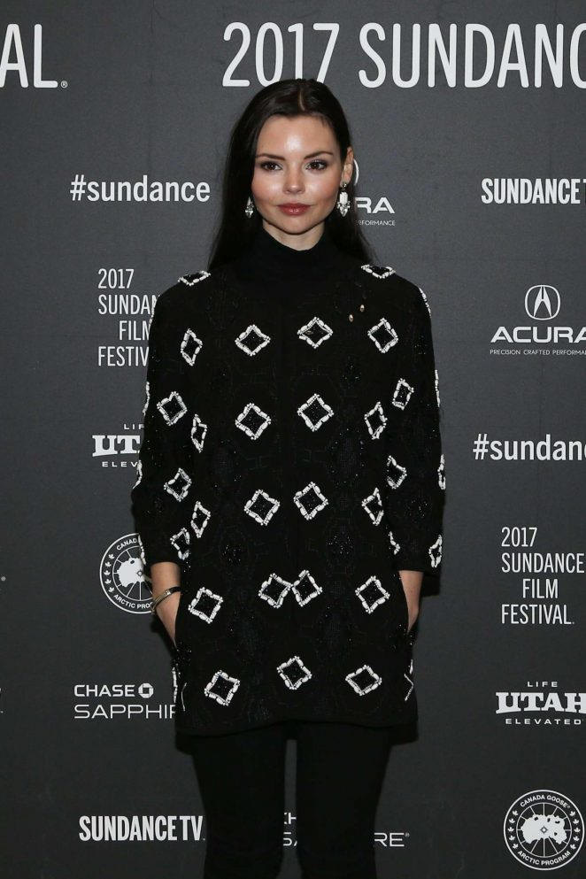 Eline Powell - 'Novitiate' Premiere at 2017 Sundance Film Festival in Utah