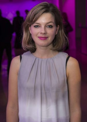 Elinor Cook - 'The Lady From the Sea' Press Night in London
