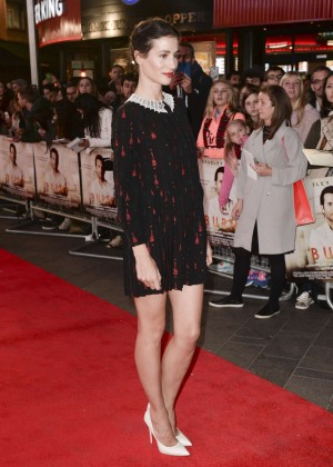 Elisa Lasowski - 'Burnt' Premiere in London